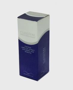 紙箱:化粧品・美容関係 サック箱 メタル紙 1-1