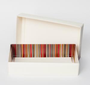 紙箱:化粧品・美容関係 組立箱 非木材紙 1-1