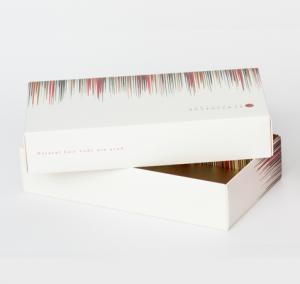 紙箱:化粧品・美容関係 組立箱 非木材紙 1-2