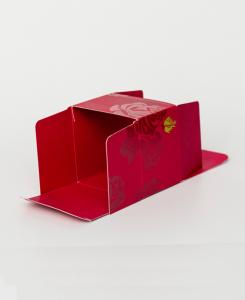 紙箱:化粧品・美容関係 サック箱 非木材紙 1-3