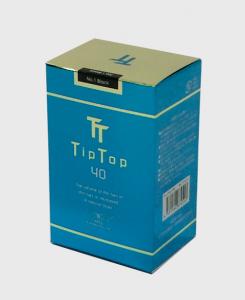 紙箱:医療機器・医薬部外品関係 サック箱 メタル紙 1-1