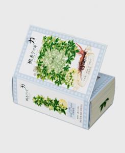 紙箱:化粧品・美容関係 特殊白板紙 1-3