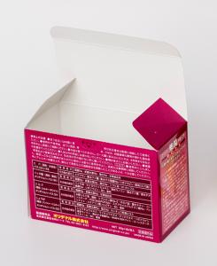 紙箱:医療機器・医薬部外品関係 オートマチックボトム コートボール紙・ノーコートボール紙 3-2