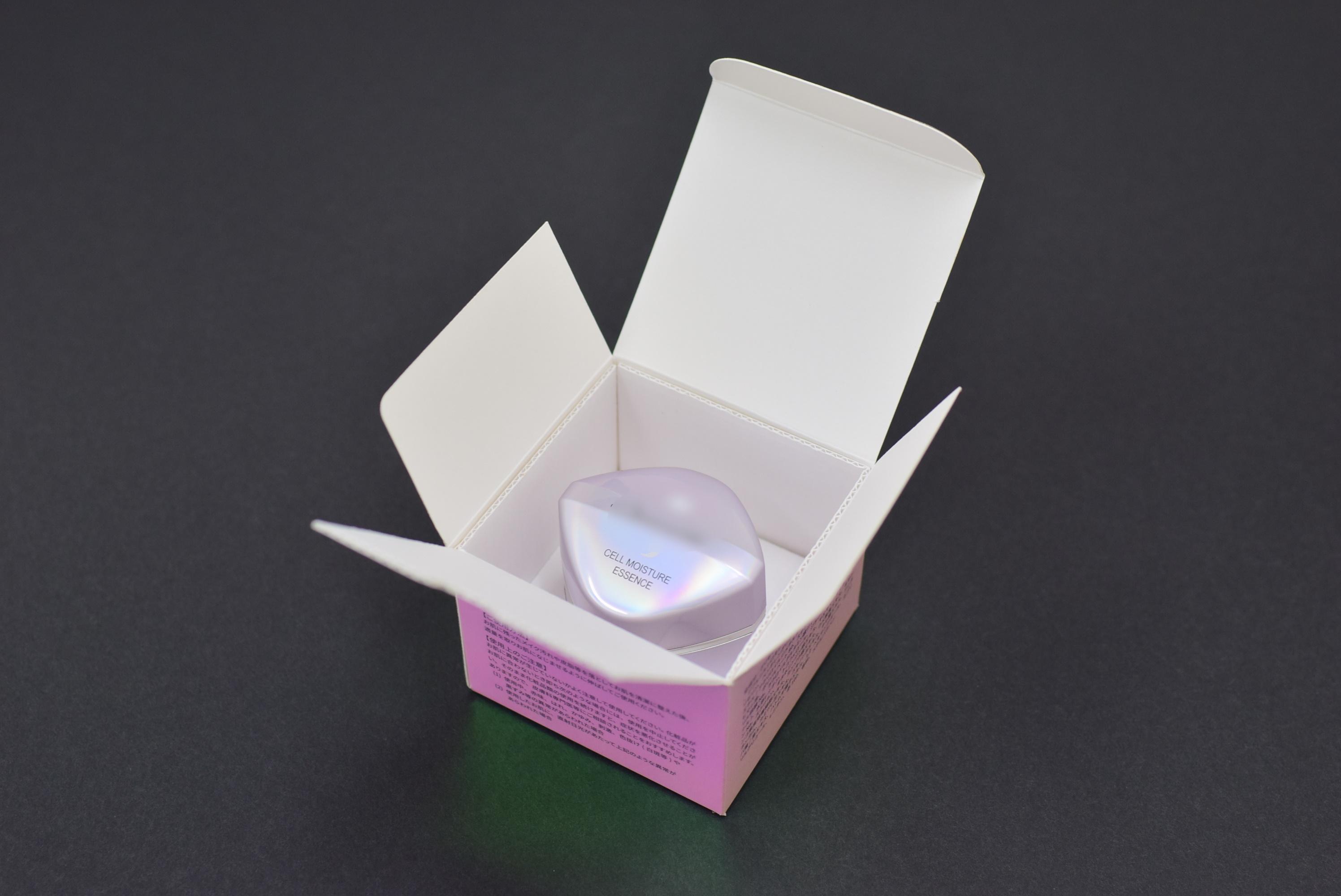 中国向け商品用の化粧箱の制作・企画は、日本向けとは趣向が異なります