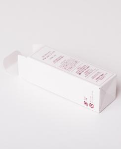 紙箱:化粧品・美容関係 オートマチックボトム 高級白板紙 1-3