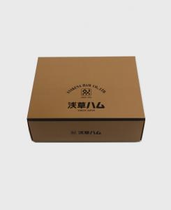 紙箱:食品・菓子関係 組立箱 コートボール紙・ノーコートボール紙 1-1