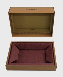 紙箱:食品・菓子関係 組立箱 コートボール紙・ノーコートボール紙 1-3