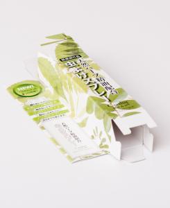 紙箱:医療機器・医薬部外品関係 特殊白板紙 1-3