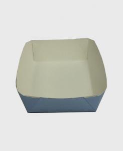 紙箱:食品・菓子関係 フォーコーナー 高級白板紙 1-2