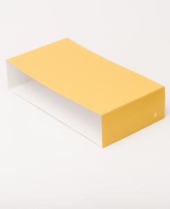 紙箱:食品・菓子関係 スリーブ 特殊紙+コートボール合紙 1-3