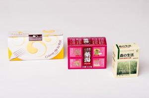 化粧箱・紙箱・パッケージ