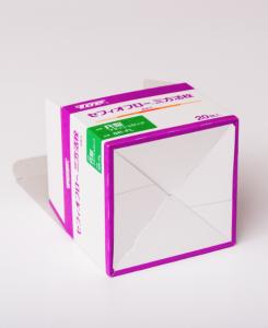 紙箱:医療機器・医薬部外品関係 オートマチックボトム コートボール紙・ノーコートボール紙 1-3