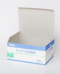 紙箱:医療機器・医薬部外品関係 オートマチックボトム コートボール紙・ノーコートボール紙 2-2